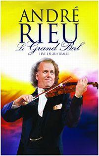 Cover André Rieu - Le grand bal - Live en Australie [DVD]